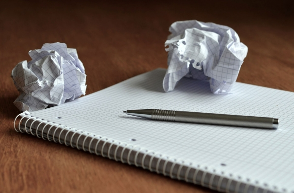 書く時間と同じくらい修正に時間をかける